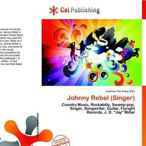 Johnny Rebel is listed (or ranked) 19 on the list Louisiana Country Bands List