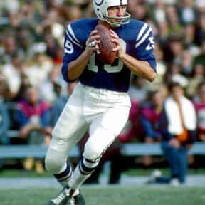 Johnny Unitas is listed (or ranked) 4 on the list The Best Indianapolis Colts of All Time