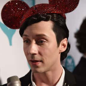 Johnny Weir is listed (or ranked) 2 on the list Famous University Of Delaware Alumni