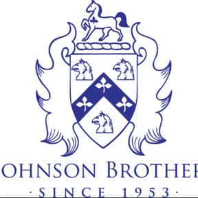 Johnson Brothers is listed (or ranked) 16 on the list The Best Dinnerware Brands