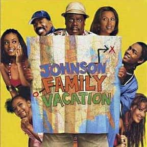 Johnson Family Vacation is listed (or ranked) 5 on the list The Best Movies With Family in the Title