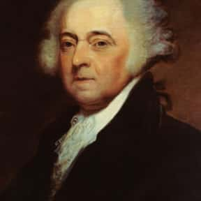 John Adams is listed (or ranked) 6 on the list Men On Stamps: List Of Men On US Postage