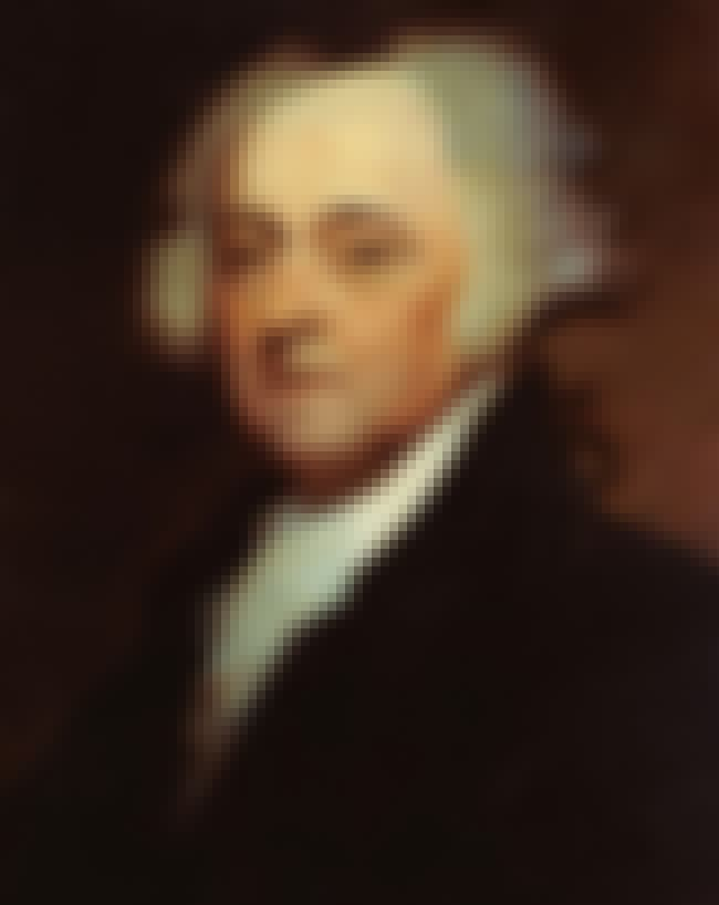 John Adams is listed (or ranked) 4 on the list Famous People Buried in Massachusetts