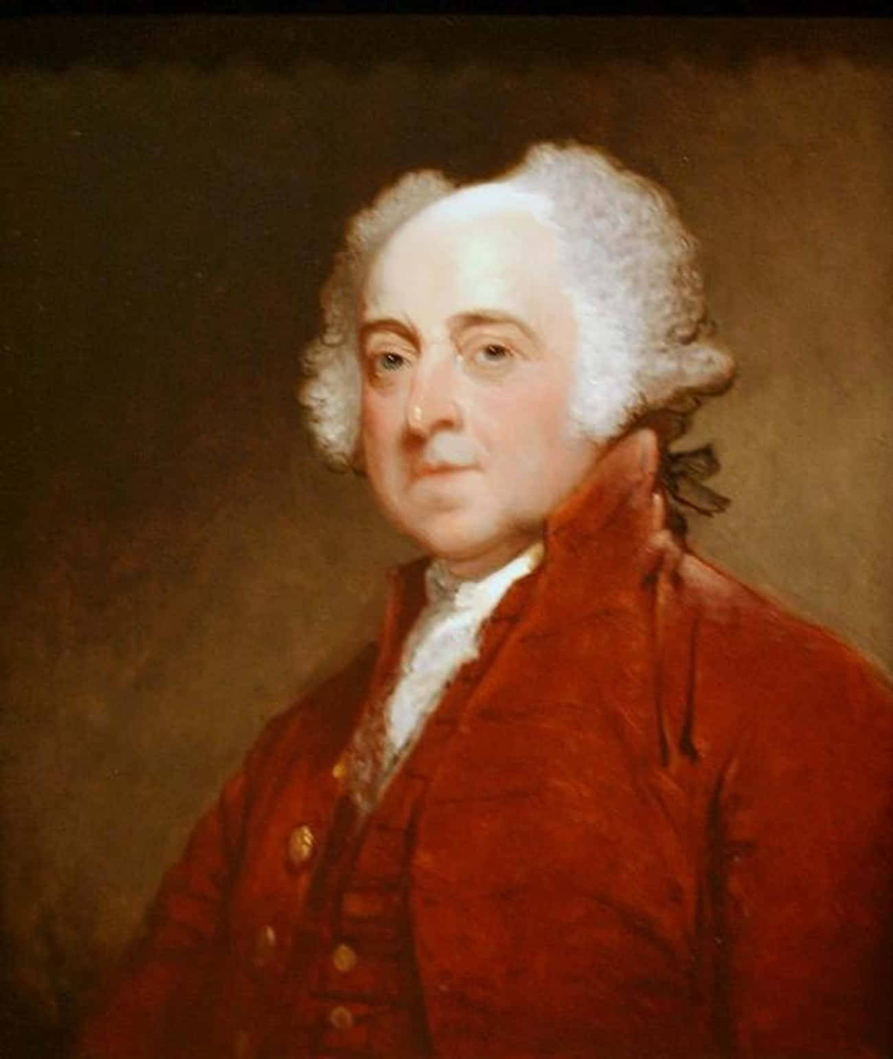 John Adams is listed (or ranked) 2 on the list How All the Departed US Presidents Have Died