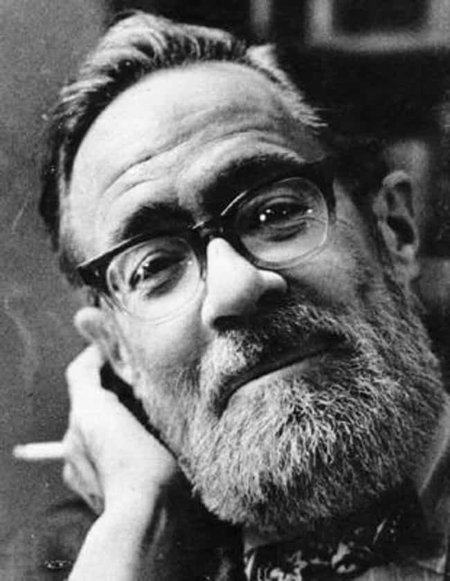 John Berryman is listed (or ranked) 1 on the list Famous South Kent School Alumni/Students