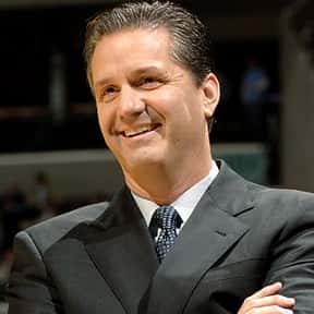 John Calipari is listed (or ranked) 20 on the list The Greatest College Basketball Coaches of All Time