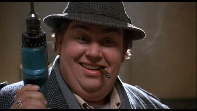 John Candy is listed (or ranked) 3 on the list Famous Friends of Steve Martin