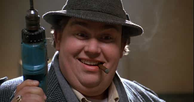 John Candy is listed (or ranked) 4 on the list Entertainers Who Died While Performing