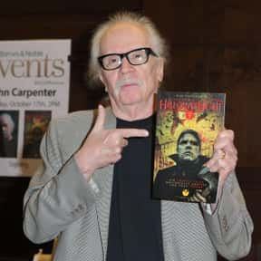 John Carpenter is listed (or ranked) 1 on the list The Best Horror Directors in Film History