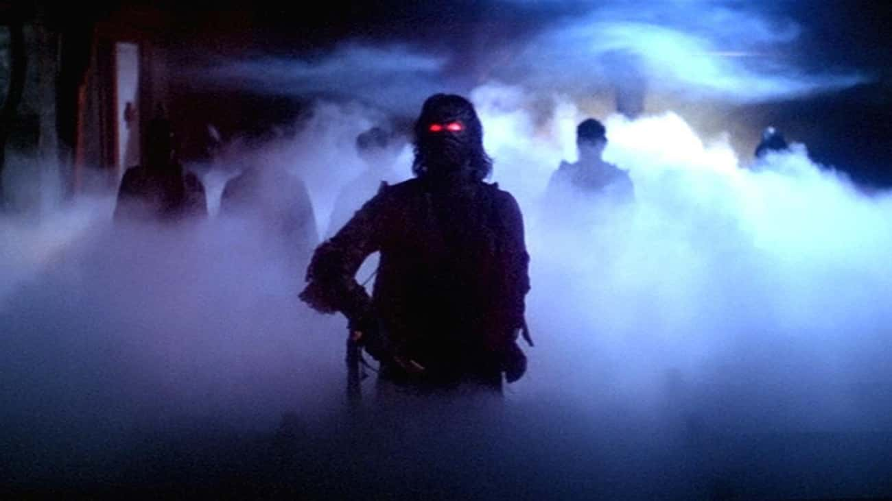 John Carpenter's The Fog is listed (or ranked) 2 on the list Pretty Good Horror Movies That Take Place At The Beach