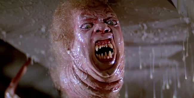 The Thing is listed (or ranked) 2 on the list The 17 Scariest Aliens In Film