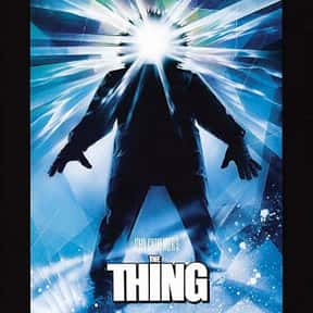 The Thing is listed (or ranked) 2 on the list The Best Horror Movies Of The 1980s