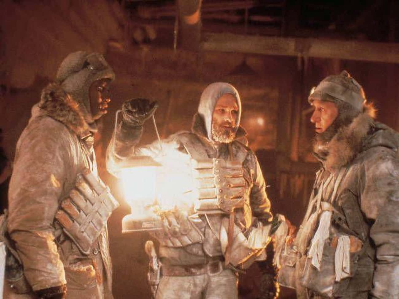 The Thing is listed (or ranked) 4 on the list Hugely Popular Movies That Originally Flopped