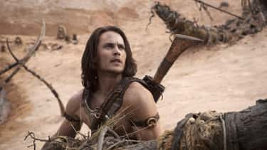 John Carter is listed (or ranked) 2 on the list Movies Meant To Be Trilogies That We'll Never Get To See Completed