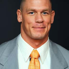 John Cena is listed (or ranked) 14 on the list ECW Cast List
