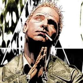 John Constantine is listed (or ranked) 2 on the list The Coolest Comic Characters That Aren't Superheroes
