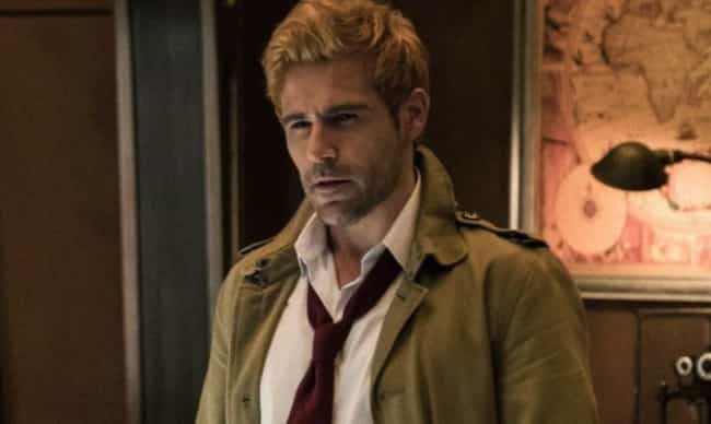 John Constantine is listed (or ranked) 3 on the list The Best Characters On 'Legends of Tomorrow'