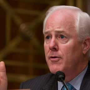 John Cornyn is listed (or ranked) 11 on the list Famous Trinity University Alumni