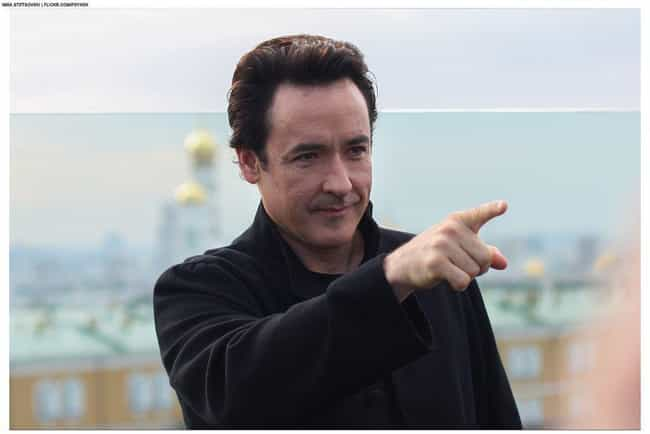 John Cusack is listed (or ranked) 4 on the list Men Who Uma Thurman Has Dated