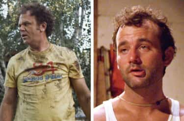 John C. Reilly - Carl Spackler is listed (or ranked) 1 on the list Who Would Star In 'Caddyshack' Today?