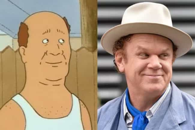 John C. Reilly is listed (or ranked) 3 on the list Who Would Star In A Live-Action 'King Of The Hill' Movie?