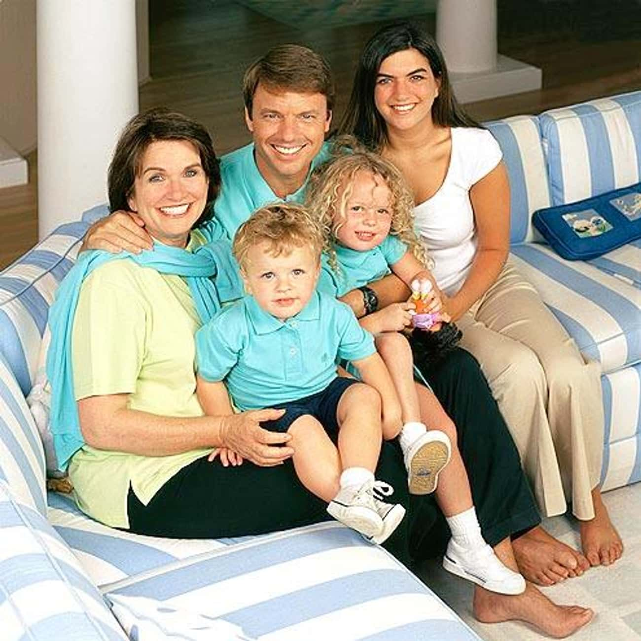 John Edwards is listed (or ranked) 2 on the list 14 Family Values Politicians with Illegitimate Children