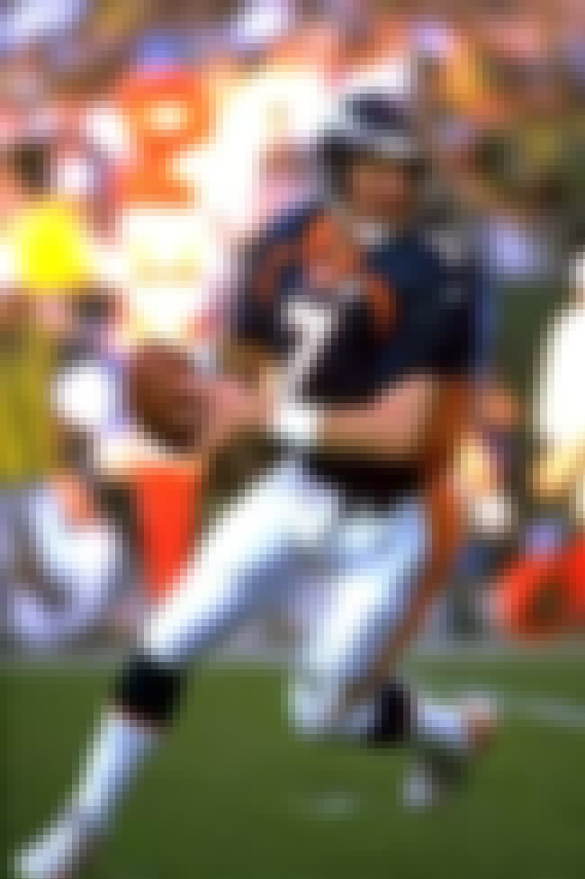 John Elway is listed (or ranked) 4 on the list The Top 25 Greatest Quarterbacks Of All Time