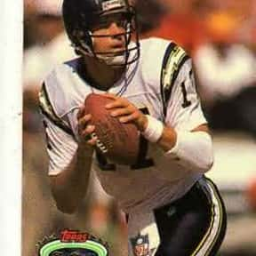 John Friesz is listed (or ranked) 11 on the list The Best Los Angeles Chargers Quarterbacks of All Time