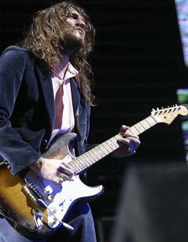 John Frusciante is listed (or ranked) 3 on the list Which Guitarist Are You Based On Your Zodiac Sign?