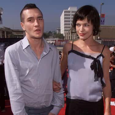 milla jovovich dating