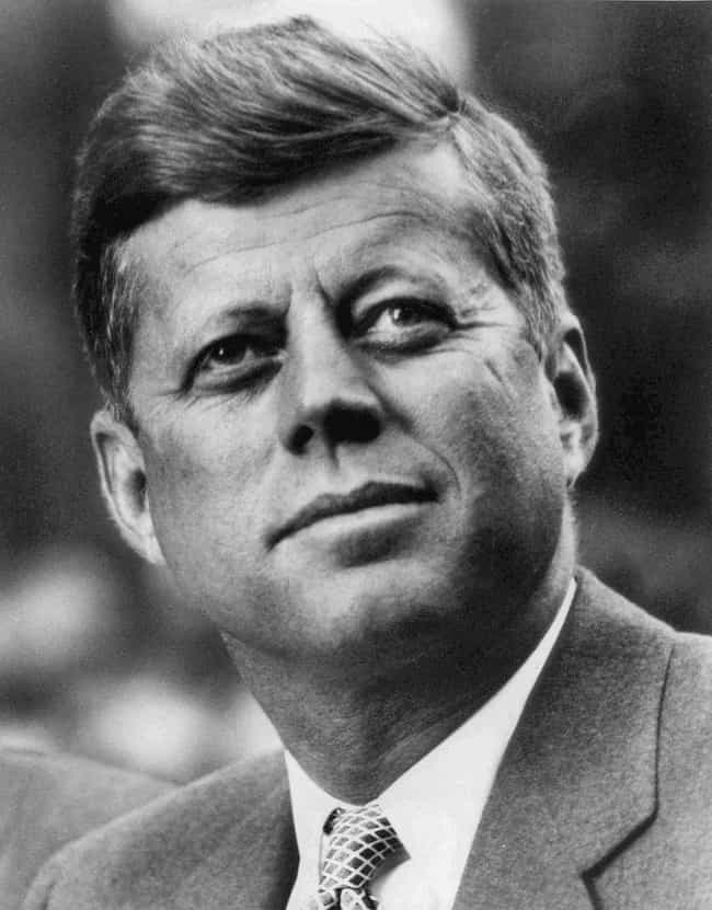 John F. Kennedy is listed (or ranked) 2 on the list Historical Figures Whose Body Parts Went Missing for Strange Reasons