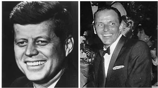 John F. Kennedy is listed (or ranked) 7 on the list 13 Extremely Unexpected Friendships Between Historical Figures