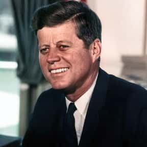 John F. Kennedy is listed (or ranked) 1 on the list Famous Knights of Columbus Members