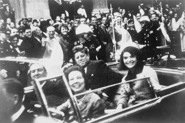 John F. Kennedy is listed (or ranked) 27 on the list The Last Known Photos of 52 Famous People