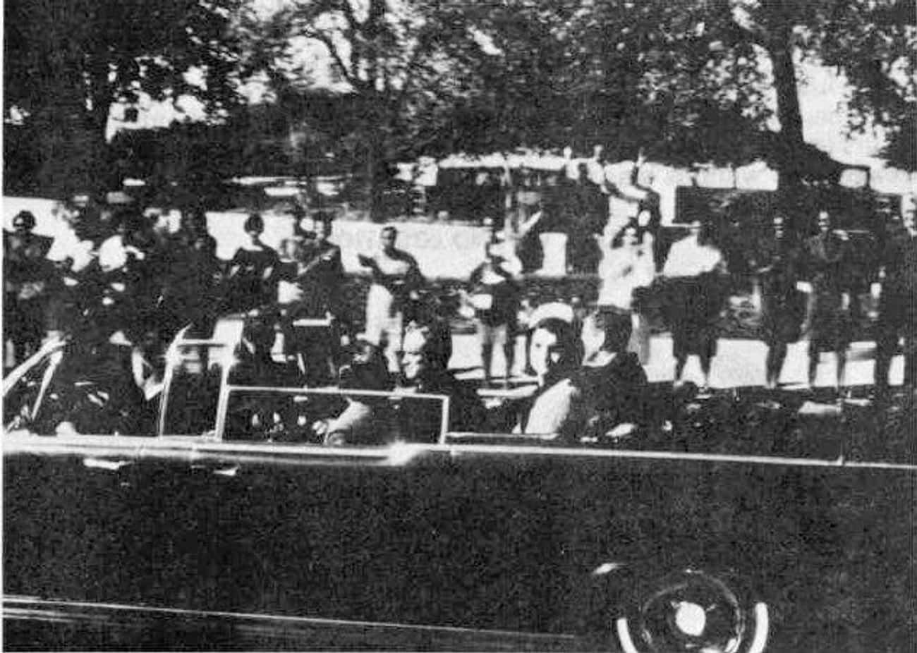 The JFK Assassination is listed (or ranked) 4 on the list The Biggest, Most Notorious Government Cover Ups Ever