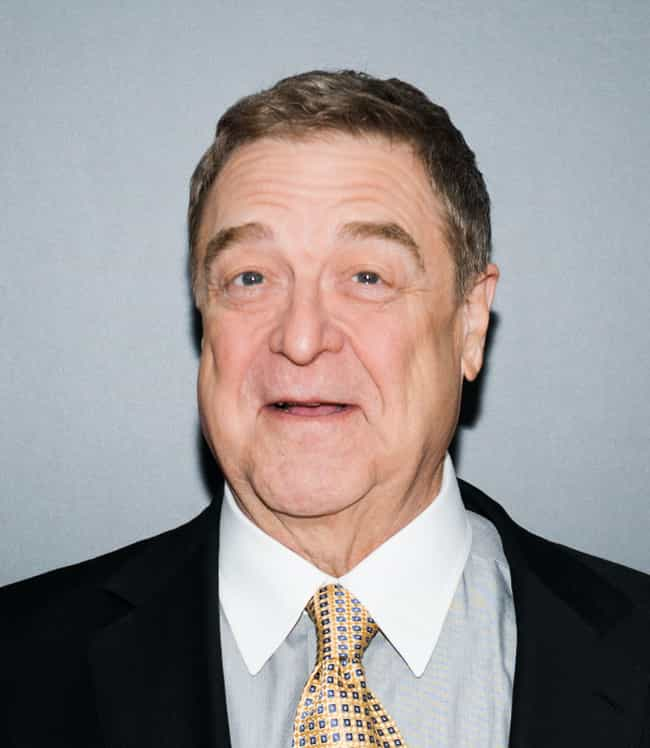 John Goodman is listed (or ranked) 3 on the list Celebrities Who Live in New Orleans