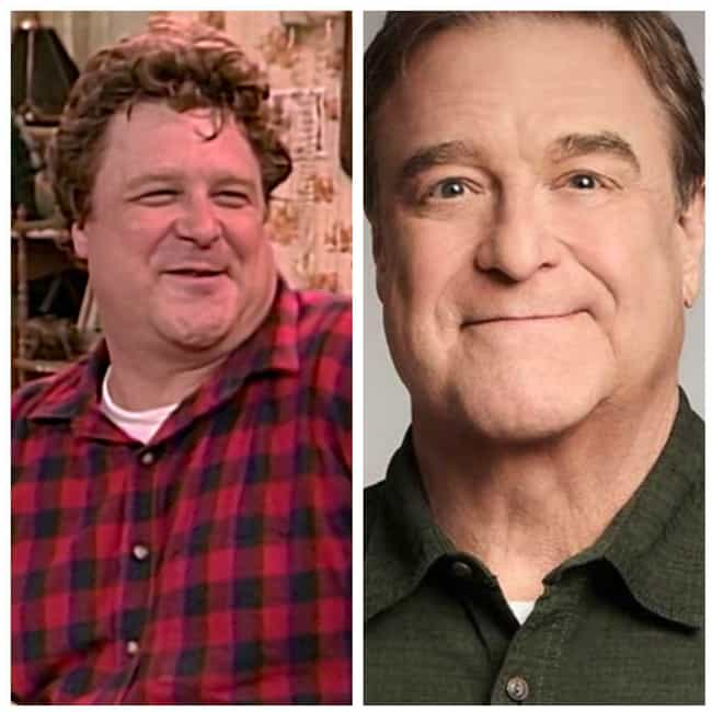 John Goodman is listed (or ranked) 2 on the list What The Cast Of 'Roseanne' Looks Like Over 20 Years Later
