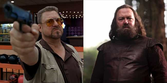 John Goodman is listed (or ranked) 2 on the list Who Would Star In 'Game Of Thrones' In The '90s?