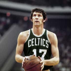 John Havlicek is listed (or ranked) 9 on the list The Best White Players in NBA History