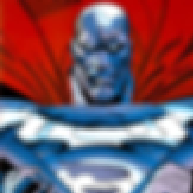 Steel (John Henry Irons) is listed (or ranked) 4 on the list Ranking Every Superman in the Comics