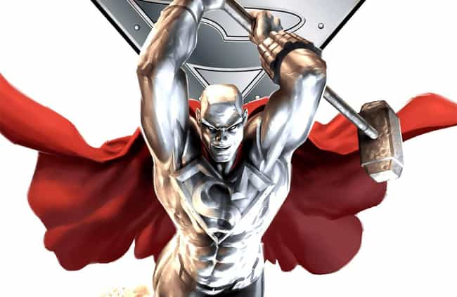 Steel (John Henry Irons)... is listed (or ranked) 4 on the list Every Character Other Than Clark Kent Who Has Been Superman For A Day