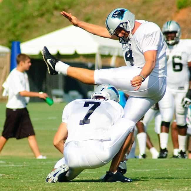 Seahawks Kicker