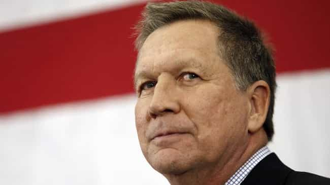 John Kasich is listed (or ranked) 2 on the list The Best Official Republican Candidates for 2016
