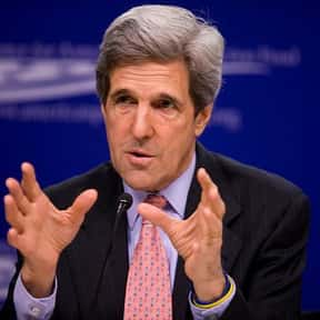 John Kerry is listed (or ranked) 13 on the list List of Famous Soldiers