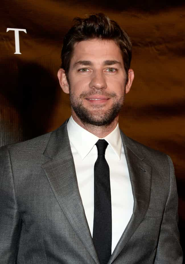 John Krasinski is listed (or ranked) 3 on the list Guests At Jimmy Kimmel's 2013 Party For Howard Stern