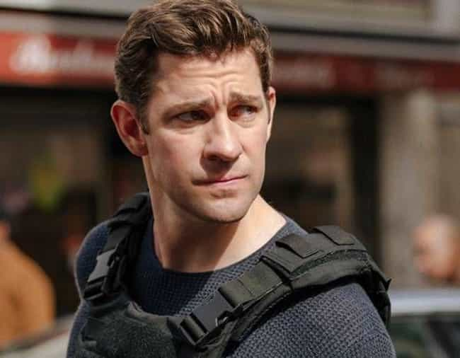 John Krasinski is listed (or ranked) 1 on the list All The Actors Who Played Jack Ryan, Ranked
