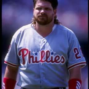 John Kruk is listed (or ranked) 24 on the list The Best Philadelphia Phillies Of All Time