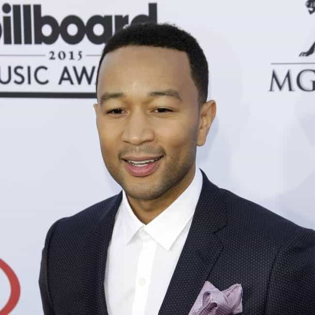 John Legend is listed (or ranked) 7 on the list Celebrities Who Would Sit at the Popular Table
