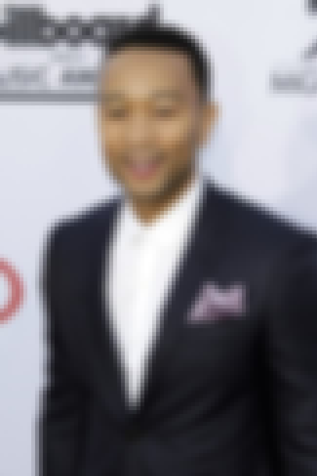 John Legend is listed (or ranked) 3 on the list 15 Famous People Who Have Joined The Mile High Club