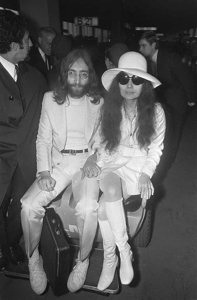 John Lennon is listed (or ranked) 2 on the list Celebrity Ghosts As Famous In Death As They Were In Life